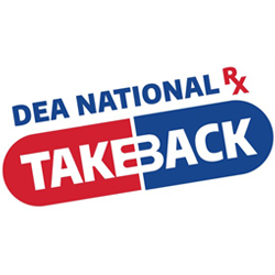 DEA Drug Take Back 2018