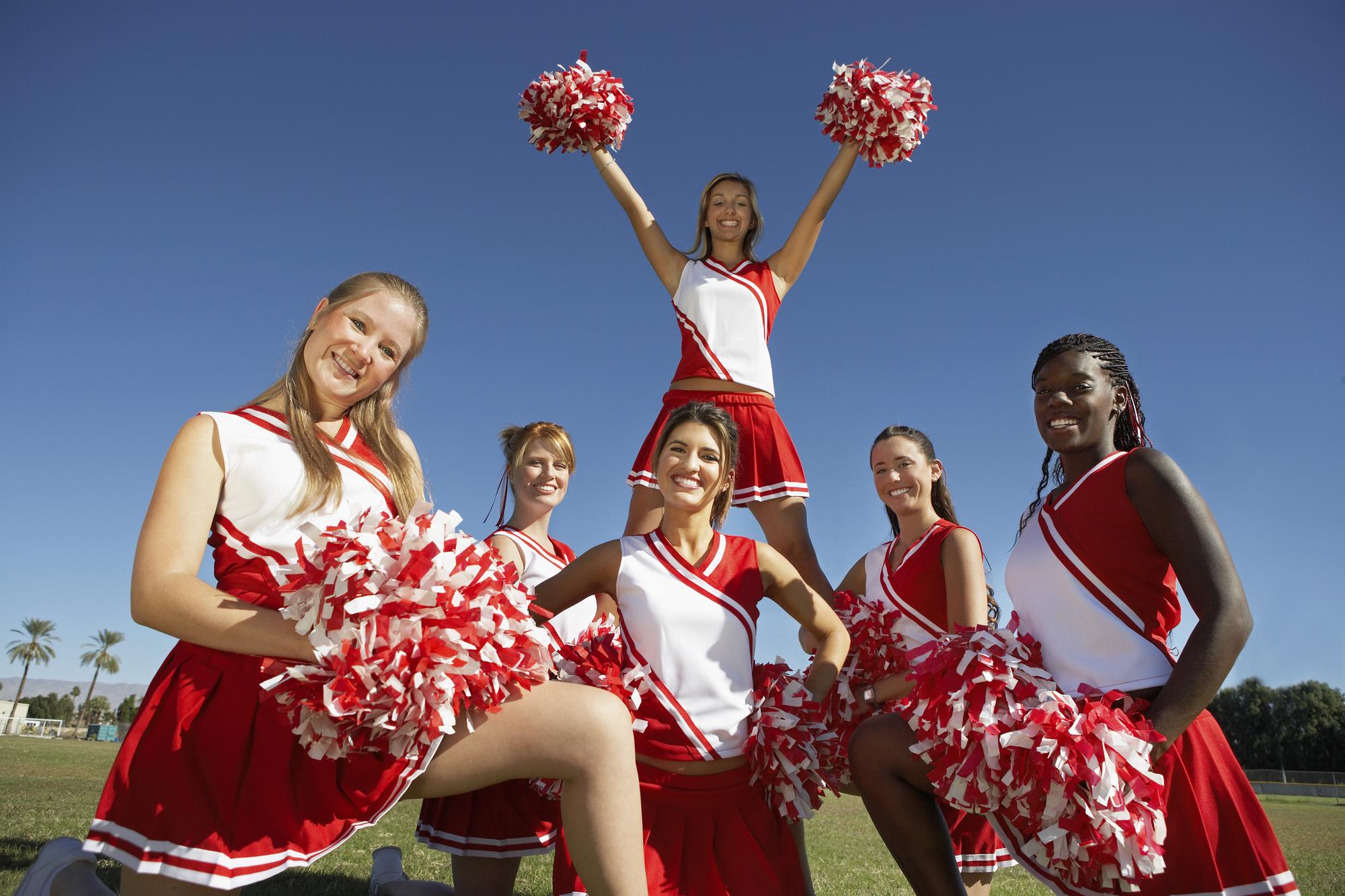 Cheerleading Squad.