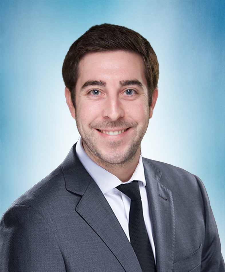 Headshot of Andrew Freese, MD.
