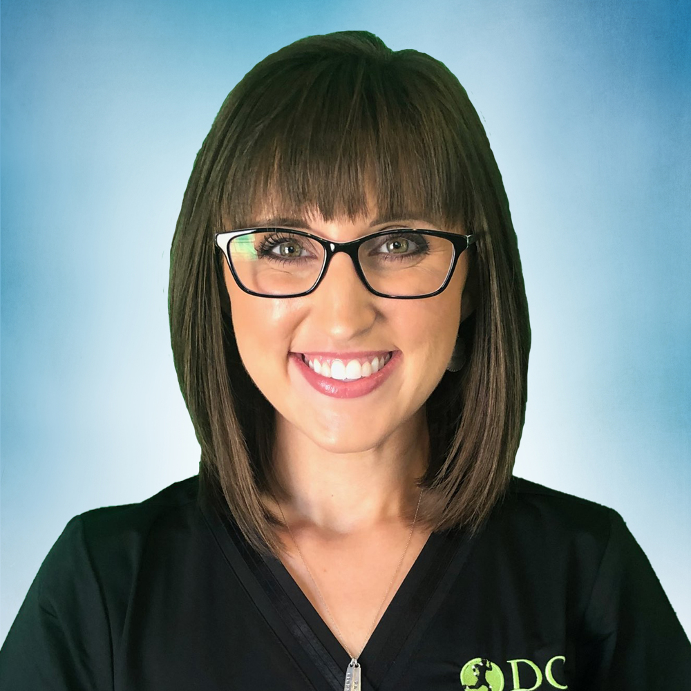 Headshot of Kaitlyn Rios, DPT.