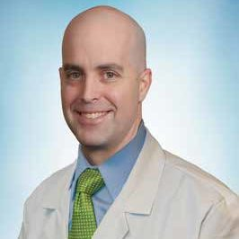 Headshot of Paul Lutter, PA‑C.