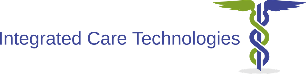 Integrated Care Technologies logo.
