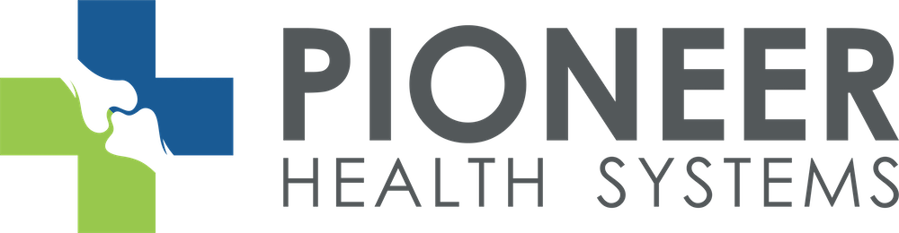 PIONEER HEALTH SYSTEMS logo.