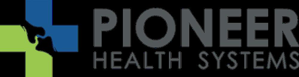 PIONEER HEALTH SYSTEMS logo.