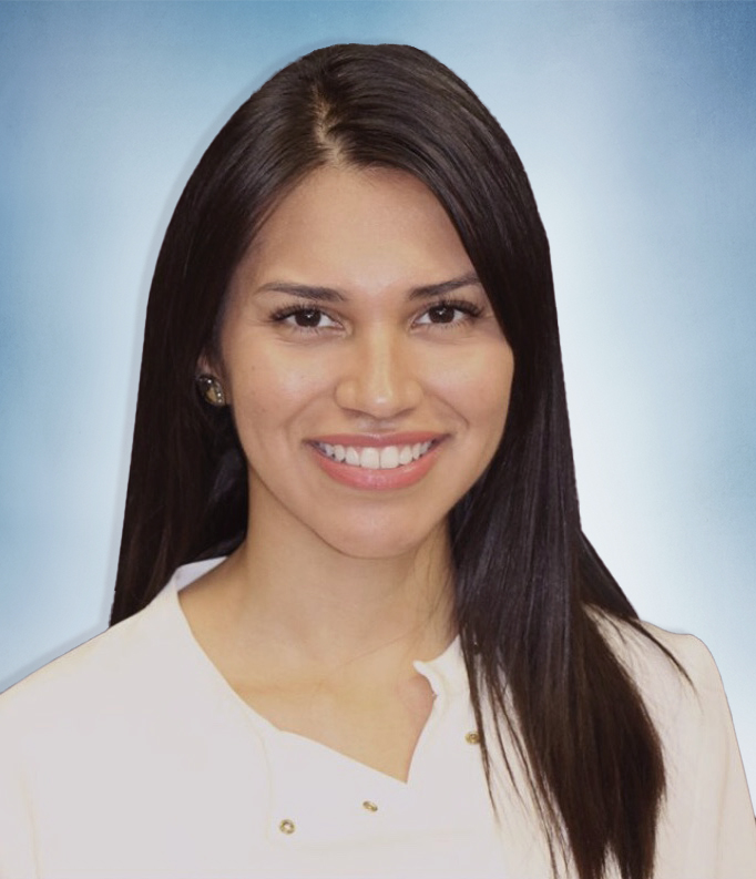 Headshot of Mayra Cordova, PA-C.