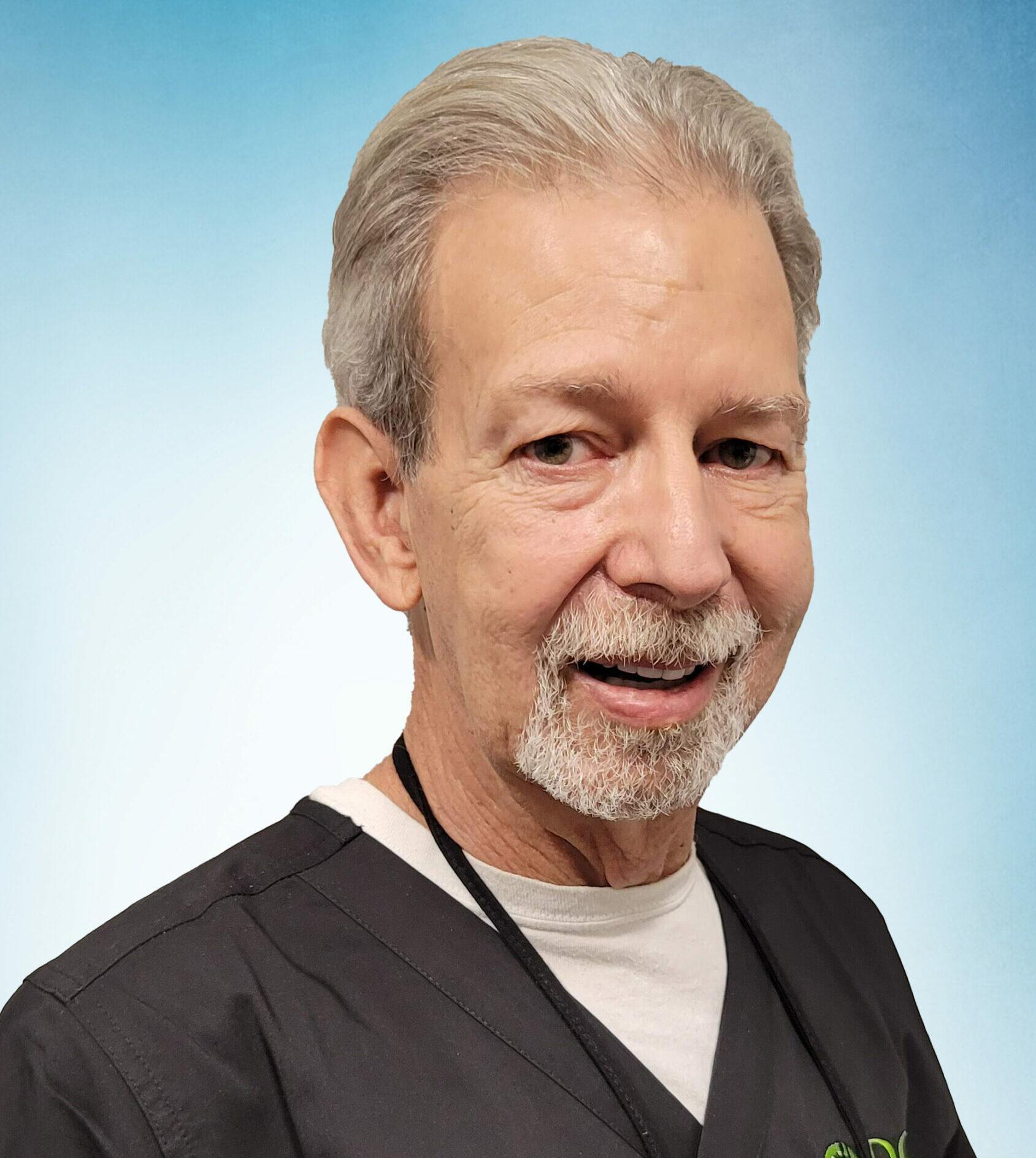 Headshot of Scott Rose, PA-C.
