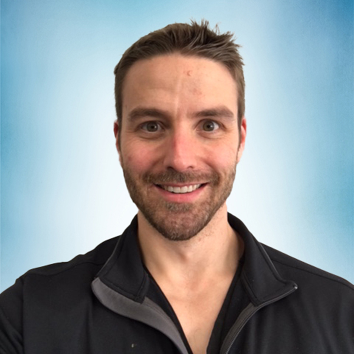 Headshot of Matthew Nall, PT, DPT, CSCS.