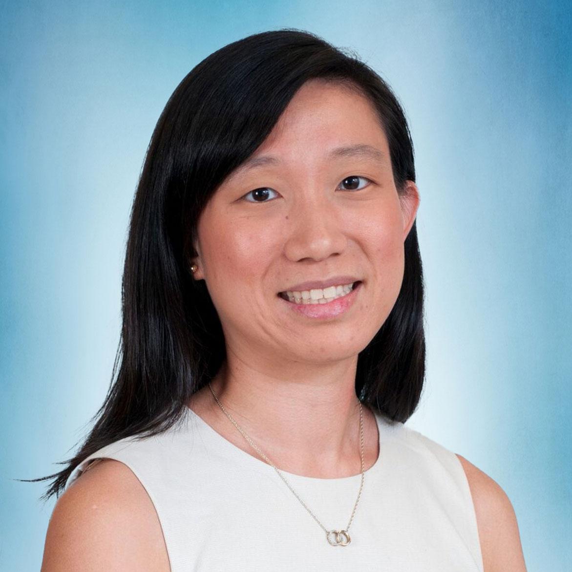 Headshot of Kimberly Ting, MD.